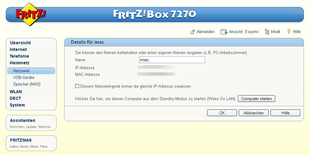 VNC, Dein Mac & Dein Heimnetzwerk – MacTopics.de