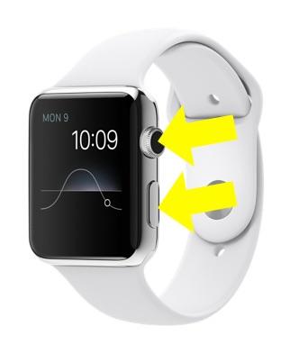 Wie Macht Man Von Der Apple Watch Watch Ein Bildschirmfoto